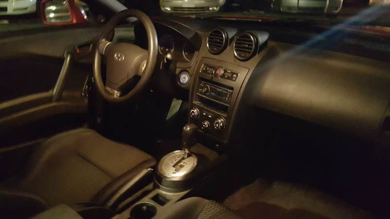 2008 Hyundai Tiburon GS 2dr Hatchback - Montgomery NY