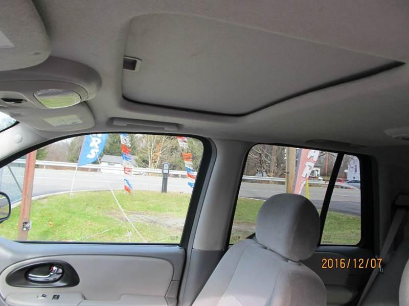 2006 Chevrolet TrailBlazer LS 4dr SUV 4WD w/1SB - Montgomery NY