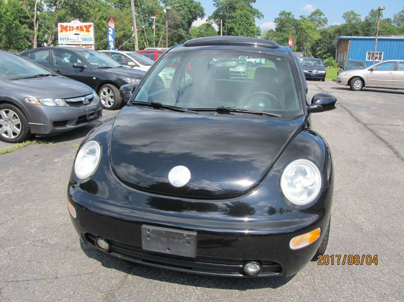 2005 Volkswagen New Beetle Bi-Color Edition 2dr Coupe - Montgomery NY