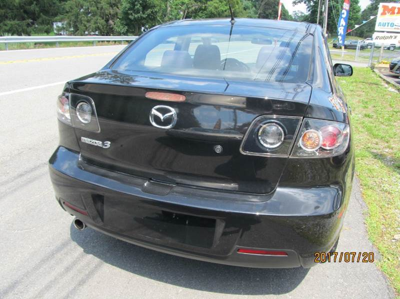 2009 Mazda MAZDA3 i Sport 4dr Sedan 4A w/Cal Emissions - Montgomery NY