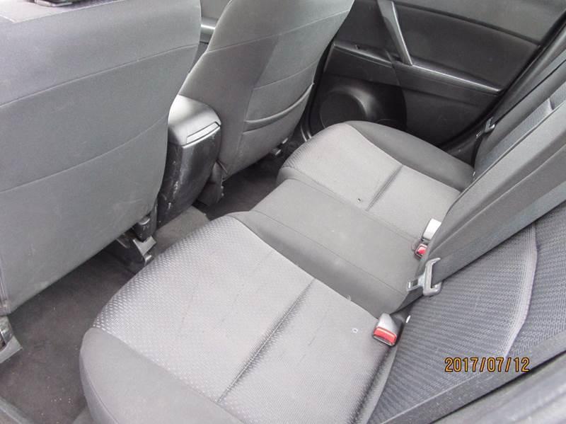 2010 Mazda MAZDA3 i Sport 4dr Sedan 5A - Montgomery NY