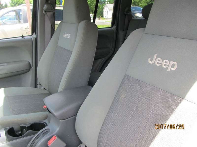2007 Jeep Liberty Sport 4dr SUV 4WD - Montgomery NY