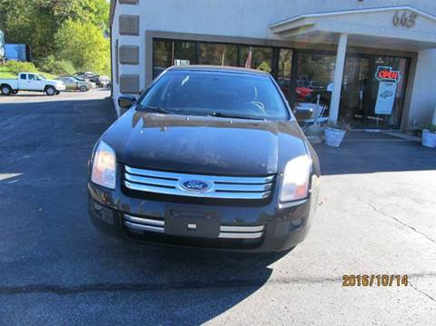 2007 Ford Fusion for sale in Montgomery, NY
