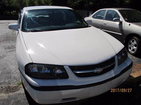 2005 Chevrolet Impala for sale in Montgomery, NY