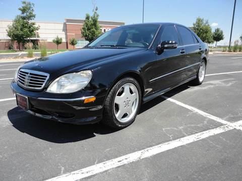 2001 Mercedes-Benz S-Class for sale in Denver, CO