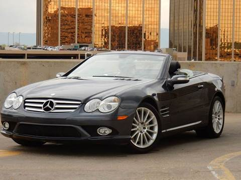 2008 Mercedes-Benz SL-Class for sale in Denver, CO