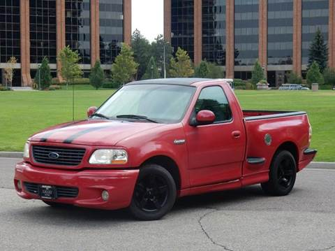 2001 Ford F 150 SVT Lightning For Sale In Denver CO