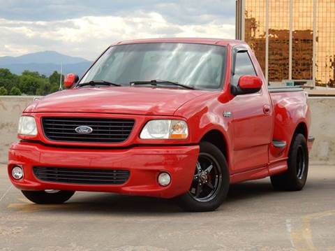2002 ford f 150 svt lightning for sale. Black Bedroom Furniture Sets. Home Design Ideas