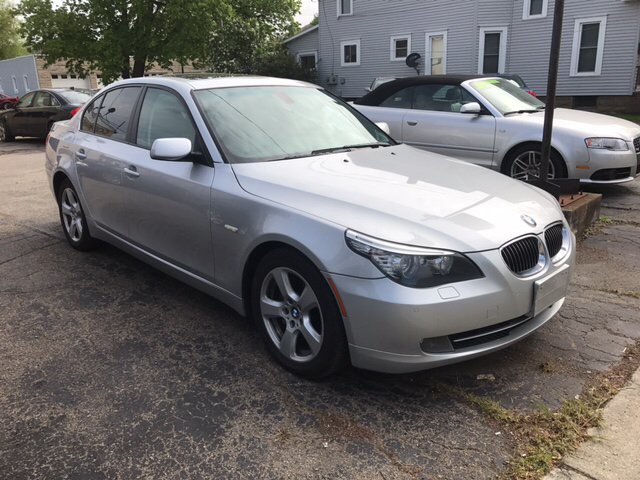 2008 BMW 5 Series 535xi AWD 4dr Sedan - Corning NY