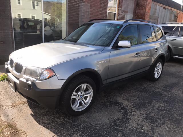 2005 BMW X3 3.0i AWD 4dr SUV - Corning NY