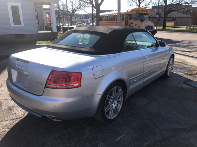 2009 Audi A4 AWD 2.0T quattro 2dr Convertible 6A - Corning NY