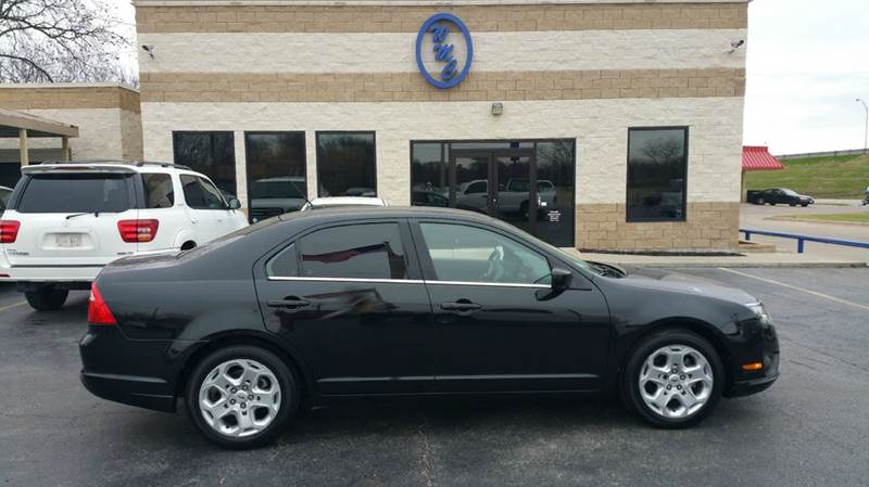 2011 Ford Fusion Se 4dr Sedan In Fort Worth Tx Wilborn Motor Co