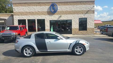 2008 Mazda RX-8 for sale in Fort Worth, TX
