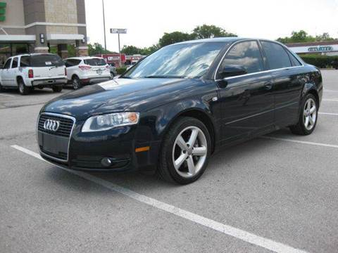 2007 Audi A4 for sale in Houston, TX