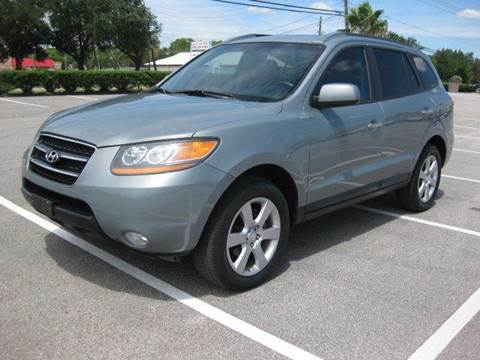 2008 Hyundai Santa Fe for sale in Houston, TX