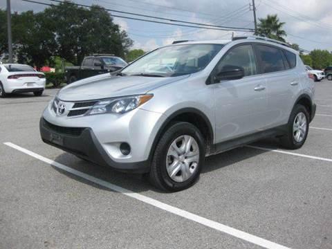 2013 Toyota RAV4 for sale in Houston, TX