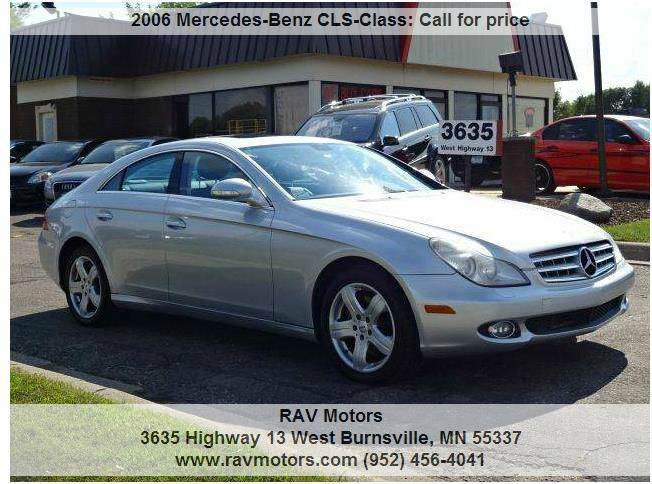 Used mercedes benz cls class for sale cargurus for Mercedes benz for sale cargurus