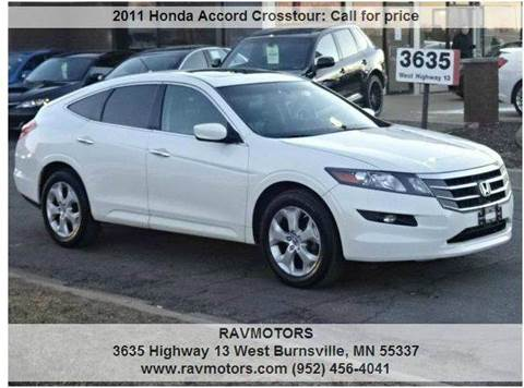 2011 Honda Accord Crosstour for sale in Burnsville, MN