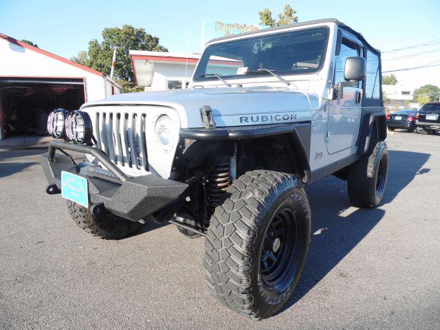 2004 Jeep Wrangler for sale in Norfolk VA