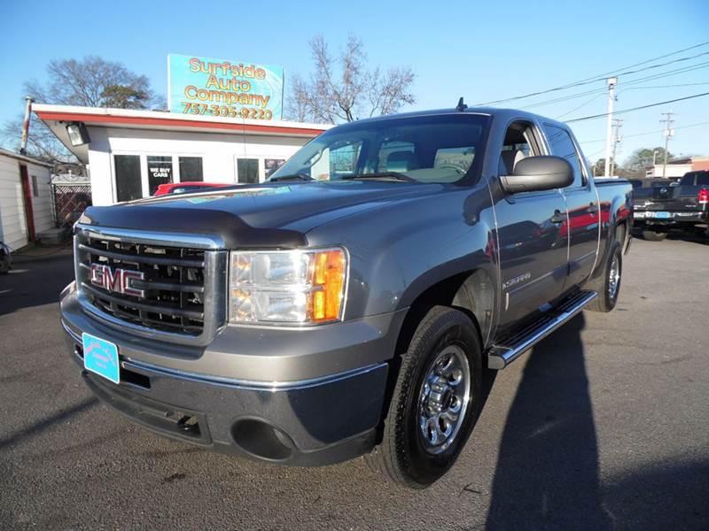 Quality Used Pickup Trucks - Surfside Auto Company ...
