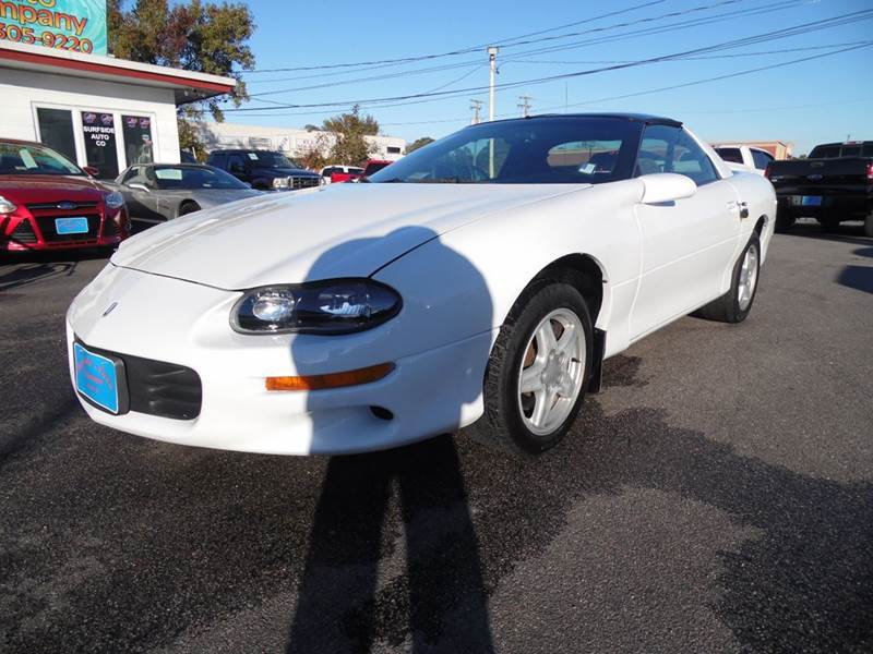 New And Used Chevrolet Camaro For Sale In Norfolk Va