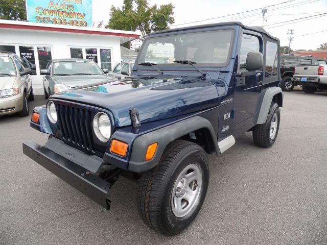 2003 Jeep Wrangler for sale in Norfolk VA
