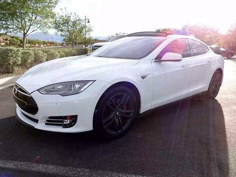 2014 Tesla Model S for sale in Sauk Rapids, MN