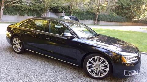 2012 Audi A8 L for sale in Sauk Rapids, MN