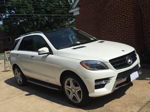 2015 Mercedes-Benz M-Class for sale in Sauk Rapids, MN