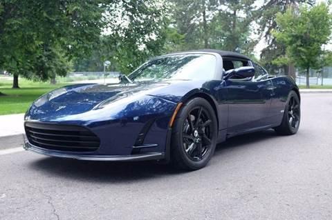 2010 Tesla Roadster for sale in Sauk Rapids, MN
