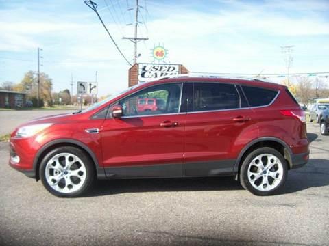 2014 Ford Escape for sale in Sauk Rapids, MN