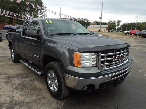 2011 GMC Sierra 1500 for sale in Fort Edward, NY