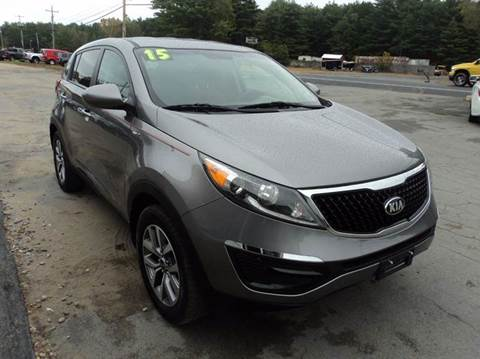 2015 Kia Sportage for sale in Fort Edward, NY