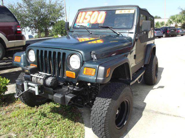 2001 Jeep Wrangler for sale in Apopka FL