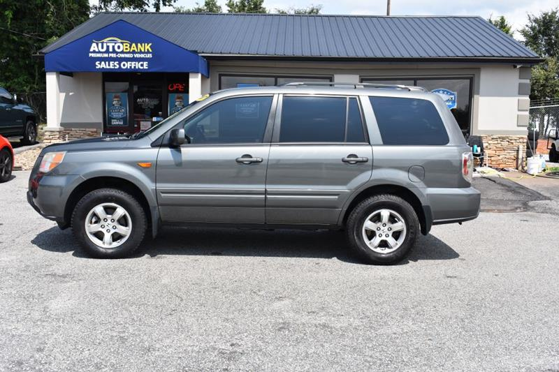 Great 2007 Honda Pilot EX L 4dr SUV   Greenville SC