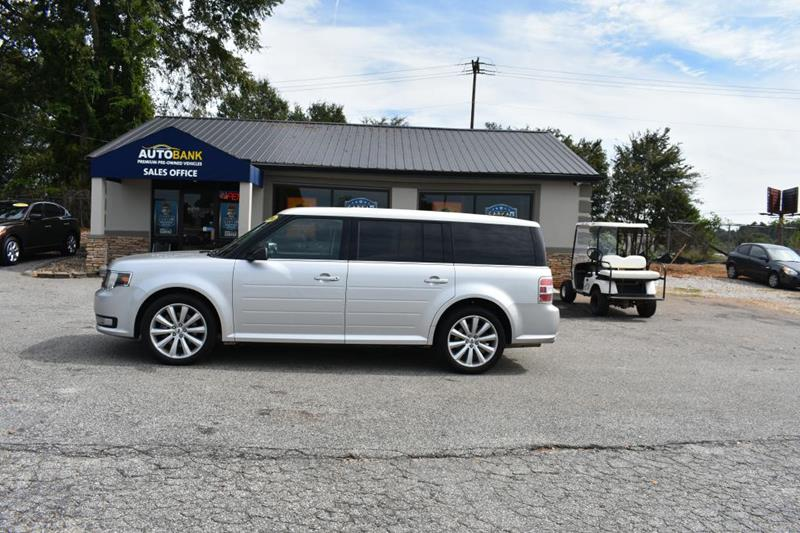 Ford Flex For Sale In Greenville Sc