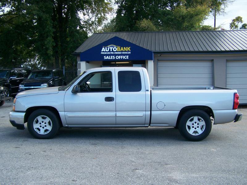 2007 chevrolet silverado 1500 classic in greenville sc autobank. Cars Review. Best American Auto & Cars Review