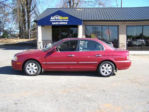 2004 Kia Optima for sale in Greenville, SC