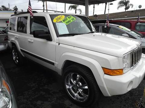 2007 Jeep Commander for sale in Santa Ana, CA