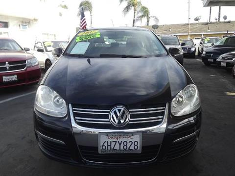 2007 Volkswagen Jetta for sale in Santa Ana, CA