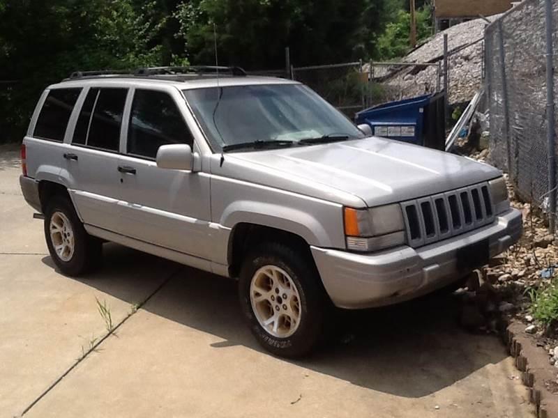 1996 Jeep Grand Cherokee