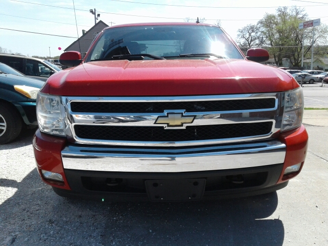 2008 Chevrolet Silverado 1500 2WD LT1 4dr Extended Cab 6.5 ft. SB - St. Charles MO