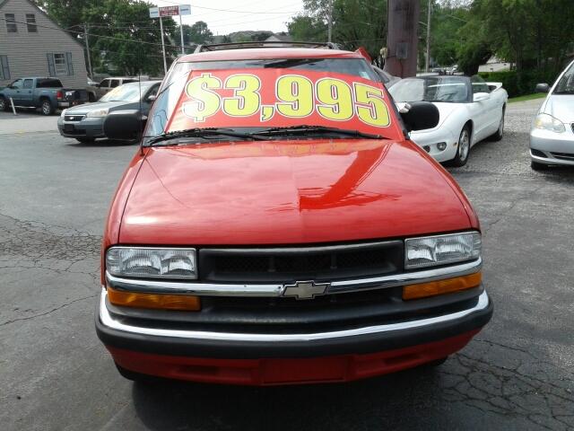 2000 Chevrolet Blazer LS 4dr SUV - St. Charles MO