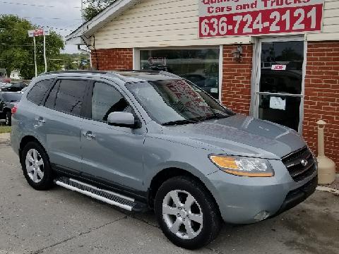 2008 Hyundai Santa Fe for sale in St. Charles, MO