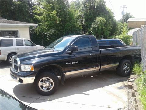 2004 Dodge Ram Pickup 2500 for sale in St. Charles, MO