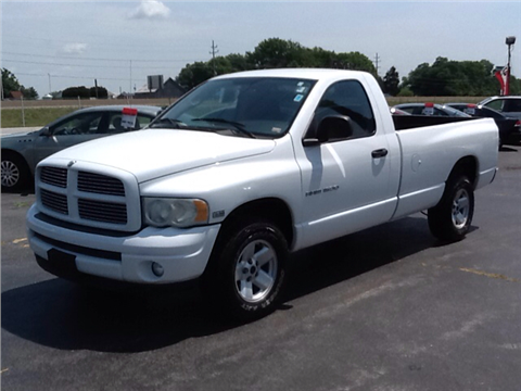 2003 dodge ram pickup 1500 for sale missouri. Black Bedroom Furniture Sets. Home Design Ideas