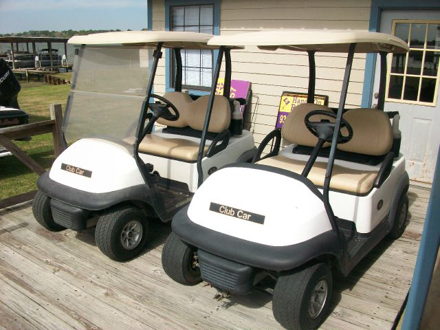2008 Club Car golf cart