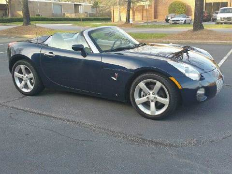 2006 Pontiac Solstice for sale in Stone Mountain, GA