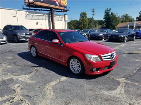 2009 Mercedes-Benz C-Class for sale in Stone Mountain, GA