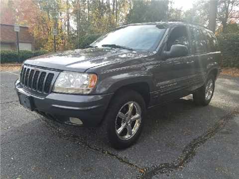2002 Jeep Grand Cherokee for sale in Stone Mountain, GA